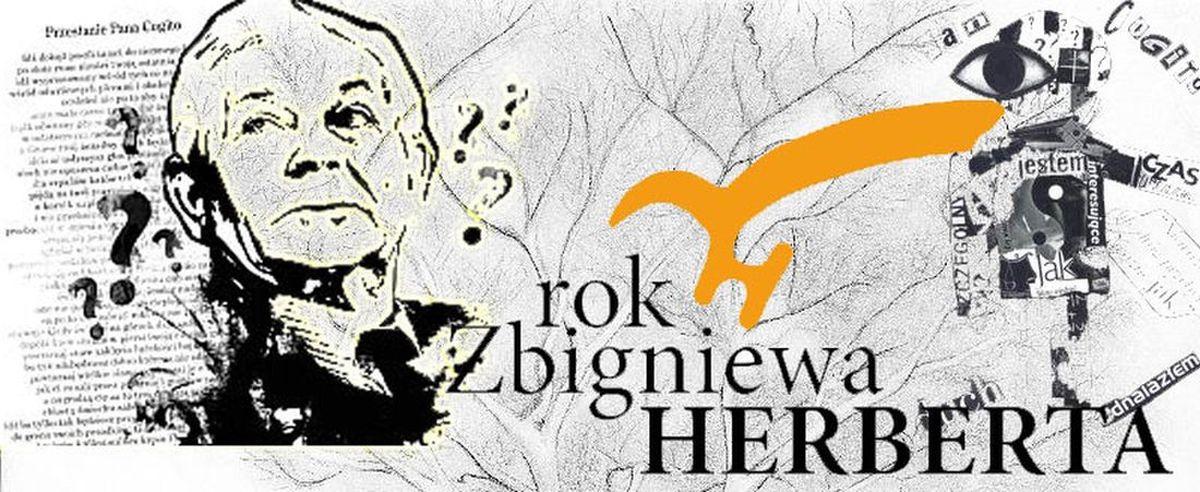 2018 Rok Herberta Program Obchodów Roku Zbigniewa Herberta