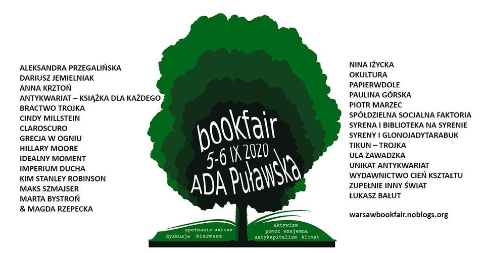 5th Warsaw Independent Bookfair