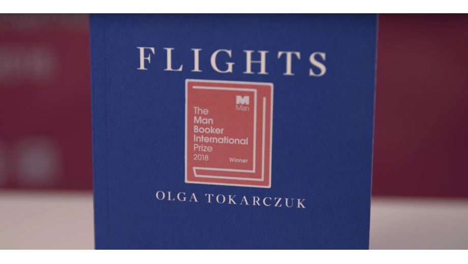 ", Olga Tokarczuk, ""Flights"""