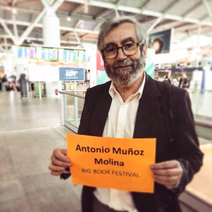 Big Book Festival,Antonio Munoz Molina,