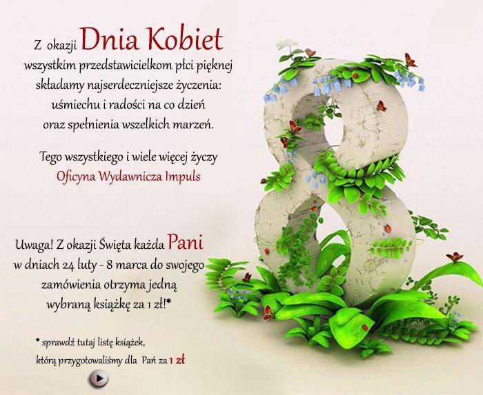 Dzień Kobiet Z Impulsem Portal Księgarski