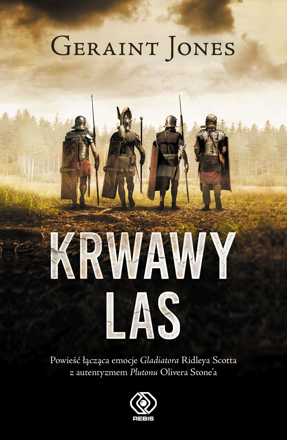 """Krwawy las"", Geraint Jones"