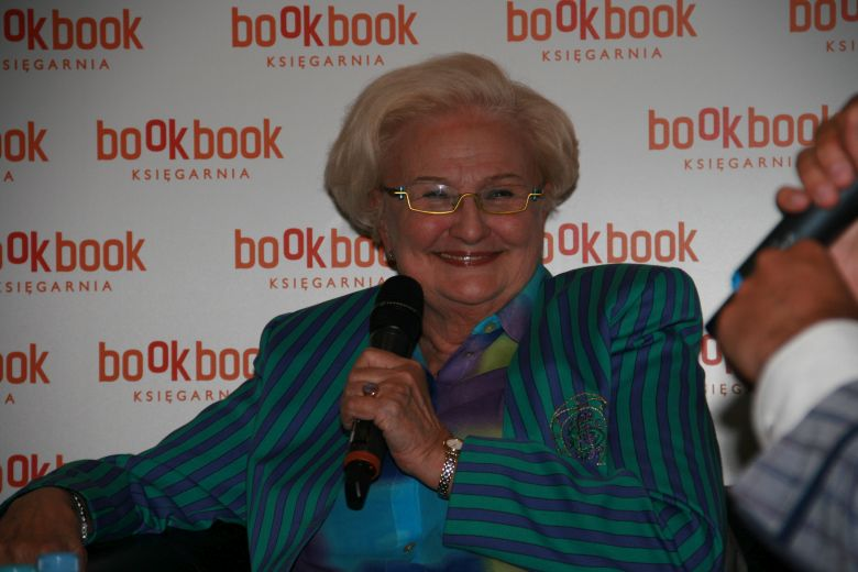 prof. Ewa Łętowska, BookBook
