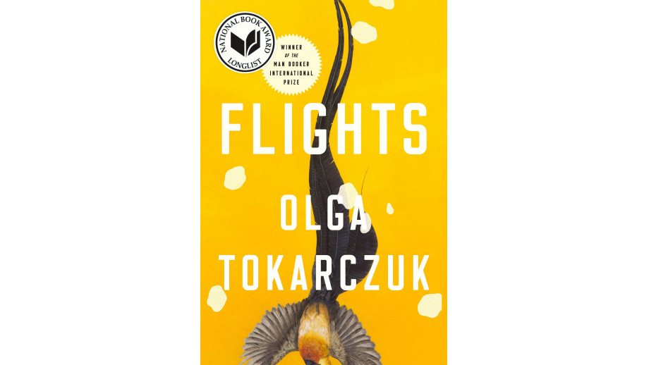 "National Book Award, ""Bieguni"" (""Flights""), Olga Tokarczuk, przekład:  Jennifer Croft,"