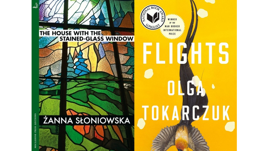 Warwick Prize for Women in Translation, Żanna Słoniowska, Olga Tokarczuk