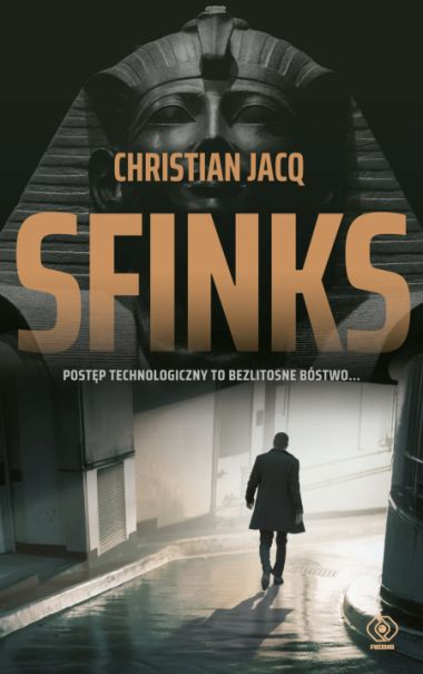 """Sfinks"", Christian Jacq"