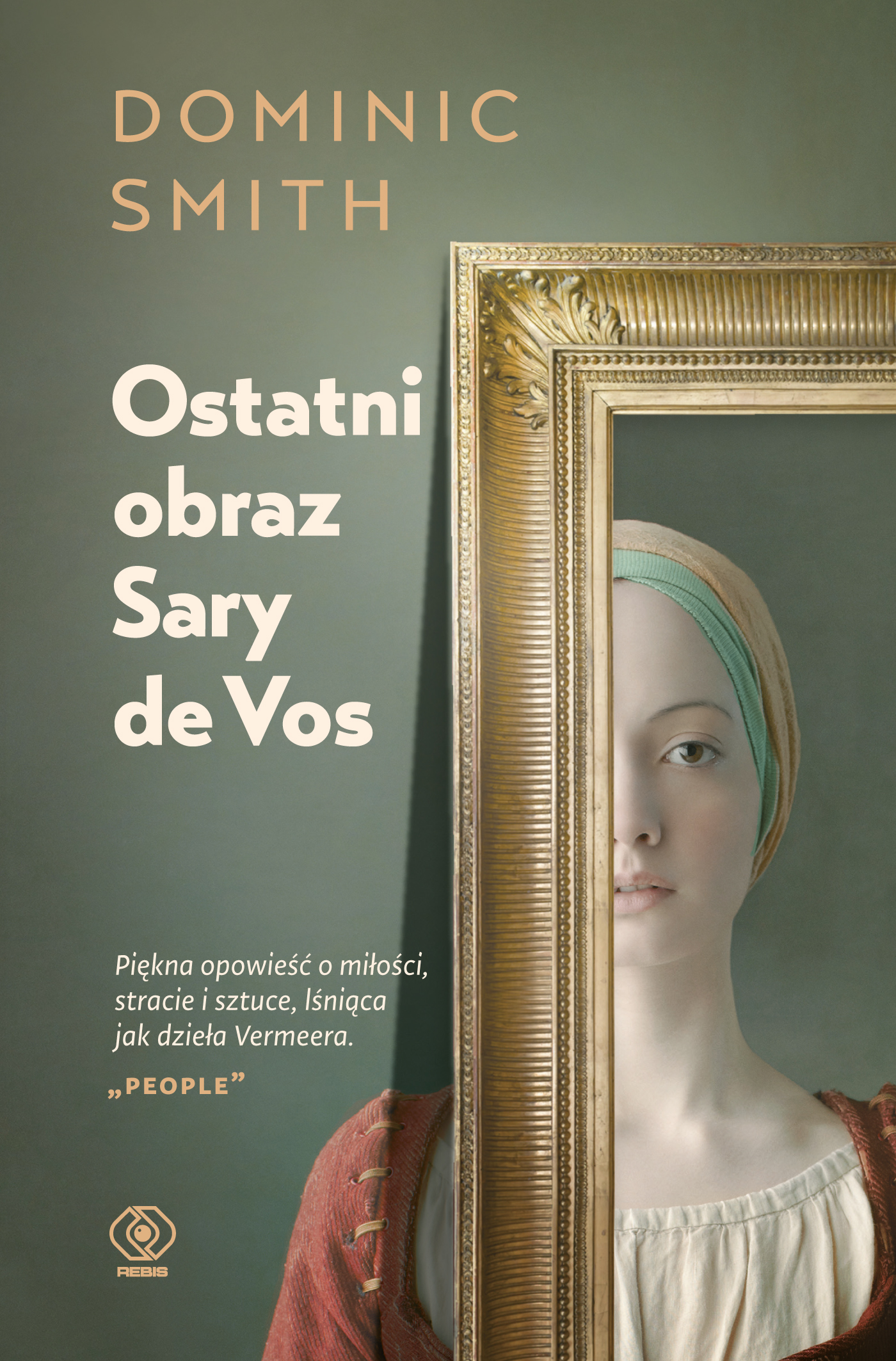 """Ostatni obraz Sary de Vos"", Dominic Smith,"