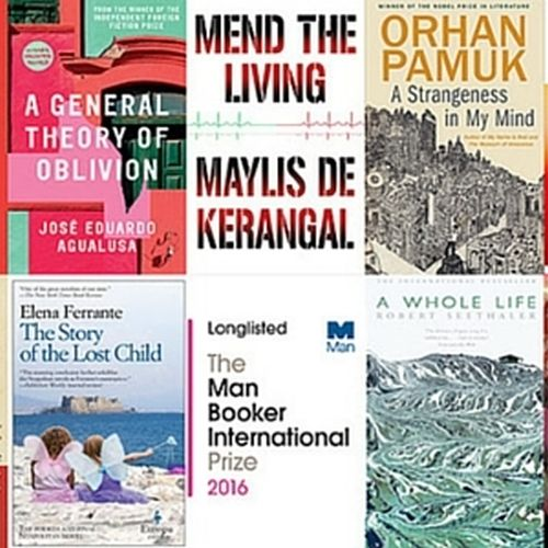 The Man Booker International Prize 2017
