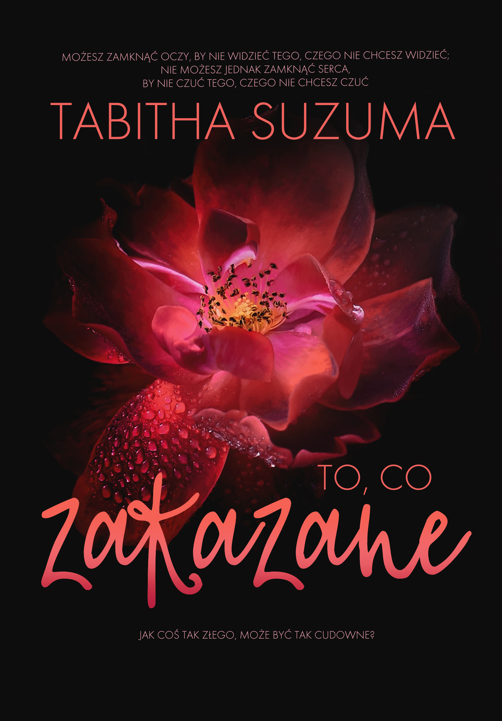 """To, co zakazane"", Tabitha Suzuma"