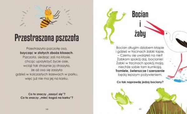 """Nowość w cyklu """"Sto wierszyków"""" Elżbiety i Witolda Szwajkowskich - Portal  Księgarski"""